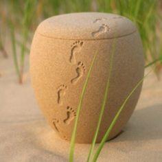 afbreekbare urn